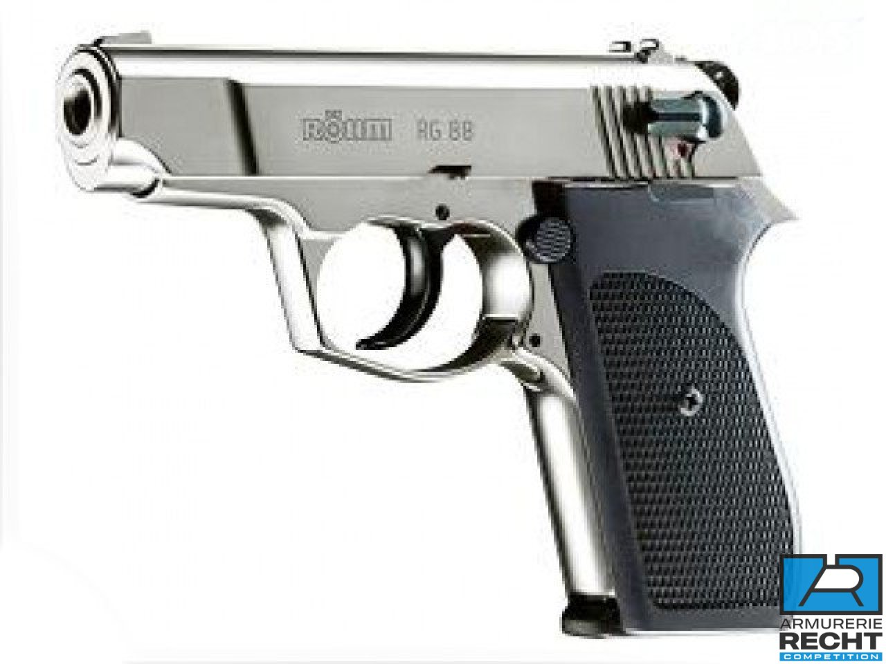 pistolet rohm rg88 cal 9mmpa blanc armes neuves. Black Bedroom Furniture Sets. Home Design Ideas