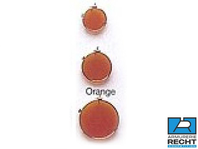 Filtre orange pour lunette CHAMPION
