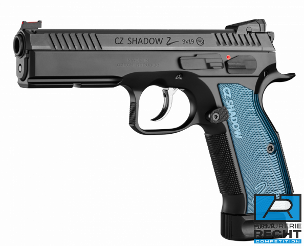 PISTOLET CZ SHADOW 2 CAL 9MM