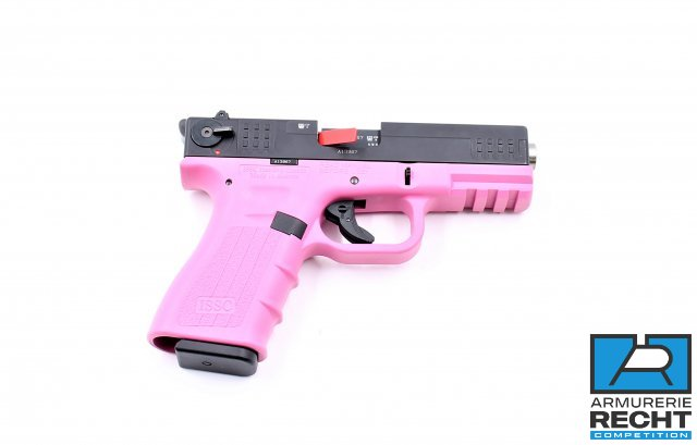 PISTOLET ISSC MOD.M22 PINK PANTHER