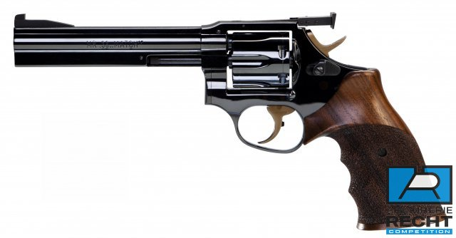 Revolver MANURHIN mod. MR38 MATCH
