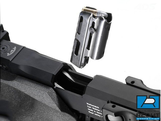 Chargeur WALTHER SSP .22lr, 5 coups