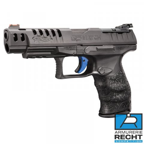 PISTOLET WALTHER Q5 MATCH 9MM