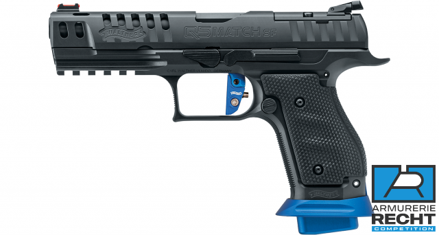 PISTOLET WALTHER Q5 MATCH SF EXPERT 9MM
